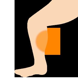 脹脛の痛み